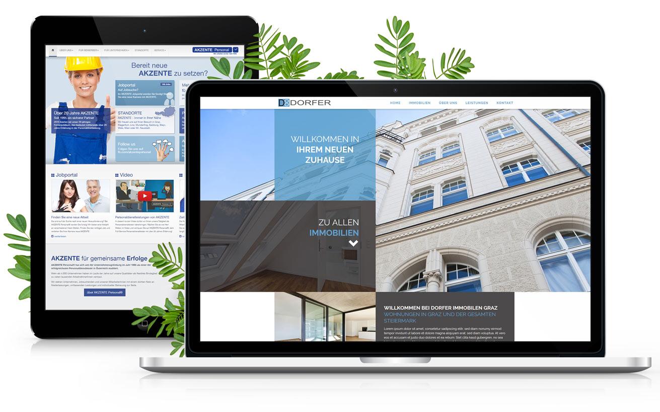 Leistungen | HACKL Design - Werbeagentur Wien 1130 - Grafik- und ...